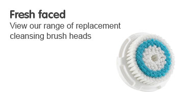 Fresh Face View Our Range of Replacement Cleansing Brush Heads