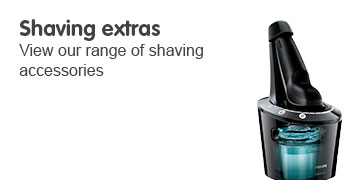 Shaving extras view our range of shaving accessories