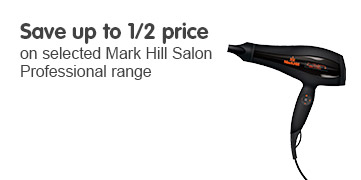 Save up to half price on mark hill professional range