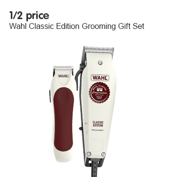 1/2 Price Wahl Classic Grooming Set