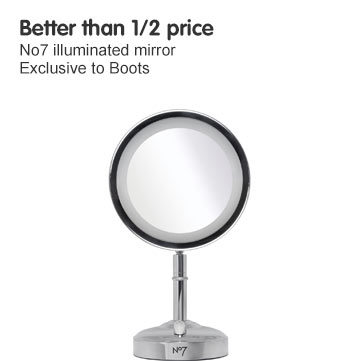 Better than 1/2 price no 7 mirror