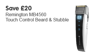 Save £20 Remington Beard Trimmer