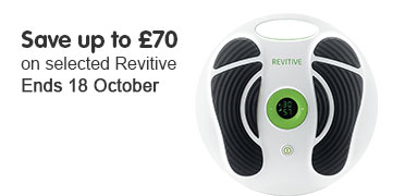 Save up to £70 on selected Revitve