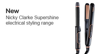 New Nicky Clarke Supershine range