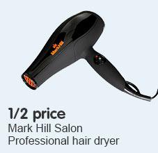 1/2 price Mark Hill salon professional dryer