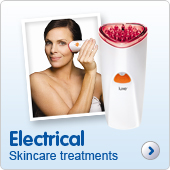 Electrical beauty skincare treatments