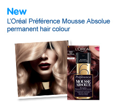 New L'Oreal Mousse Absolue