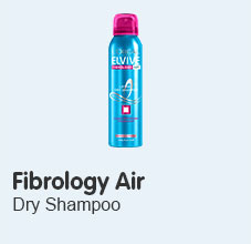 Fibrology air dry shampoo