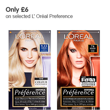 2 for 11 loreal preference