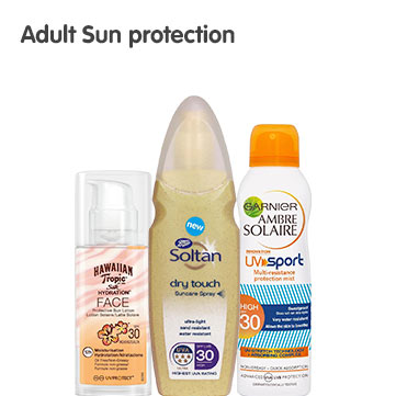 Adult Sun Protection