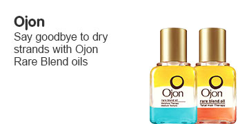 Say goodbye to dry strands with Ojon Rare Blend Oils