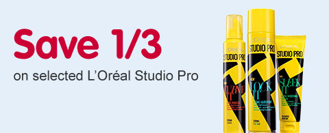 save third loreal studio pro