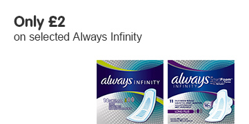 Only 2 on selected Always Infinity