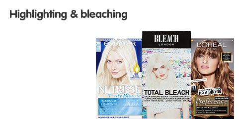 Highlighting and Bleaching