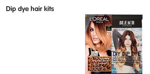 Dip Dye Hair Kits