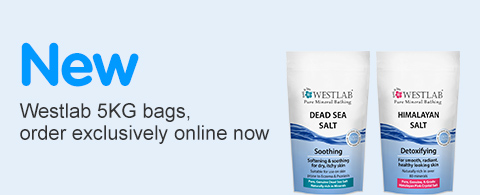 new westlab 5kg bags online only