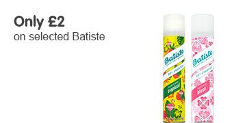 Only £2 on selected Batiste