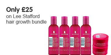 Only £25 on Lee Stafford bundle