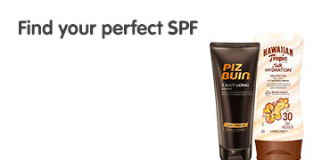 Find your perfect SPF