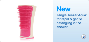 New Tangle Teezer Aqua