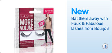New Bourjois Lashes