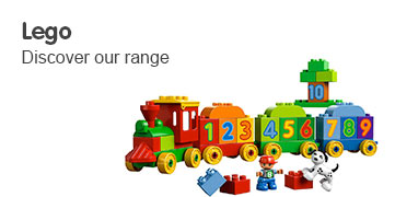 Lego Discover our range