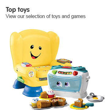 Top toys view our selection of toys and games