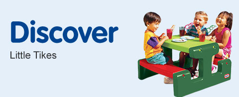 Discover Little Tikes