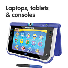 Laptops, tablets & consoles