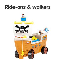 Ride-ons & walkers