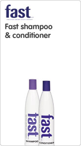 Fast shampoo & conditioner