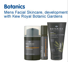 Botanics for men