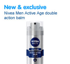 Nivea Active Age Double Action Balm