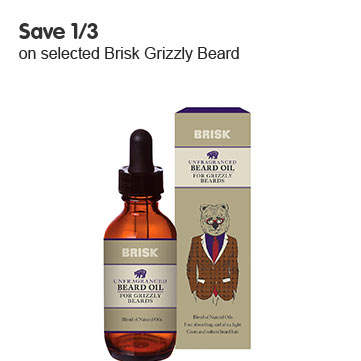 Save 1/3 Brisk