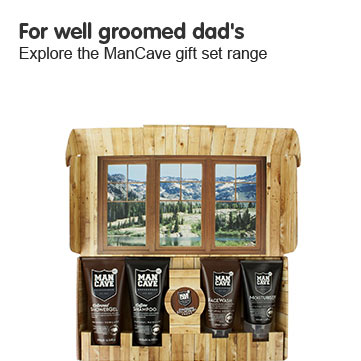 For well groomed Dad's