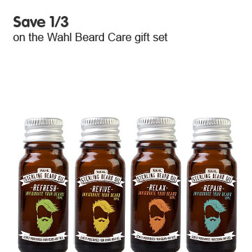 Save 1/3 on selected Wahl