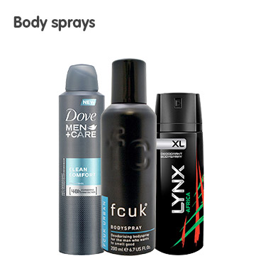 Body Sprays