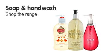 Soap & handwash