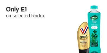 Only £1 Radox