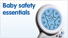 Baby safety essentials