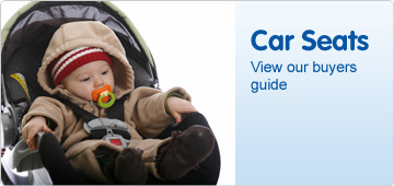 Car seat buyers guide