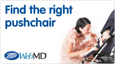 Web MD Find the right pushchair for you