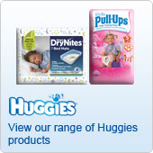 Huggies View Range