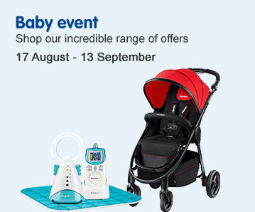 Baby event - Shop our incredible range of offers