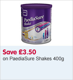 Save £3.50 on PaediaSure Shakes 400g