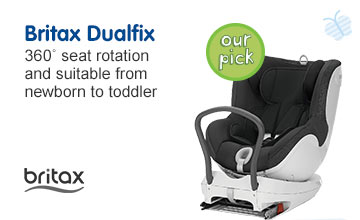 Our Pick - Britax DualFix