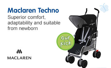 Our Pick - Maclaren Techno XT