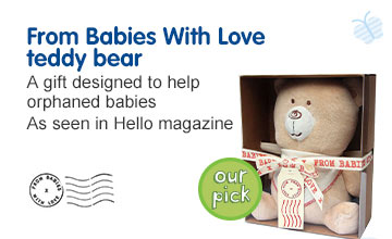 From Babies with love teddy bear