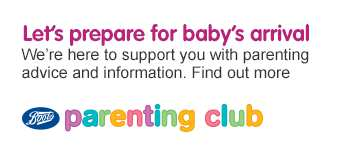 Boots Parenting Club- Join the UK's most generous parenting club