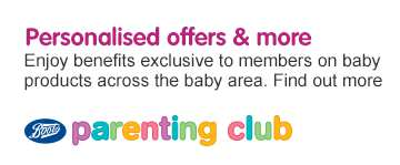 Parenting Club Personalised Offers & More